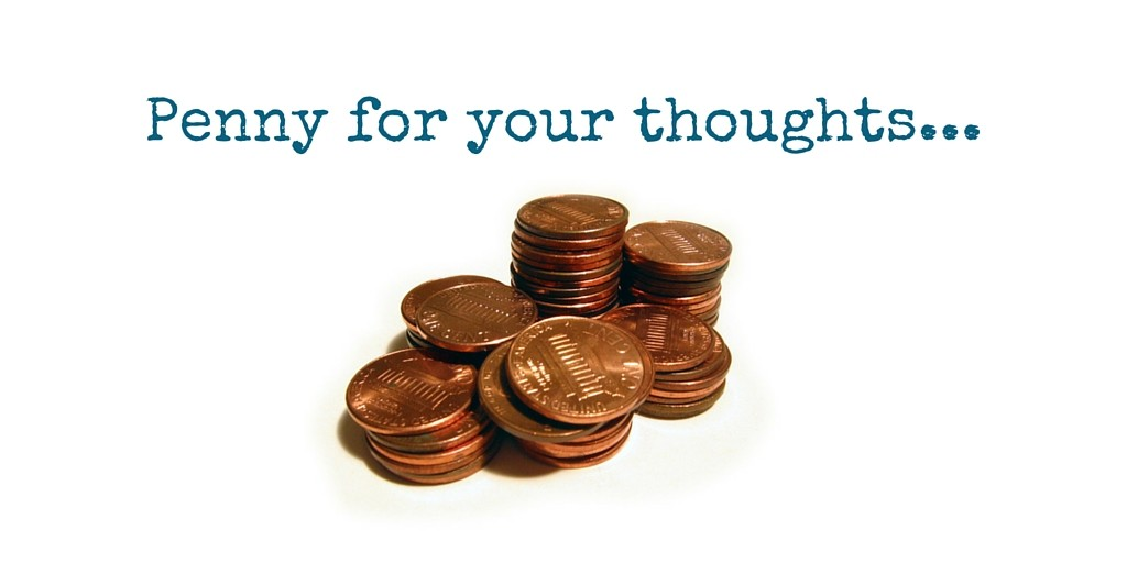 penny for your thoughts a game to notice your spouses positive qualities