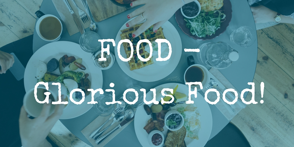 food recipes encourage with food