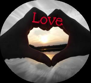 love - round
