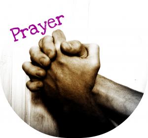 prayer - round