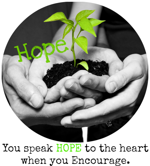 Speak Hope to the Heart sm