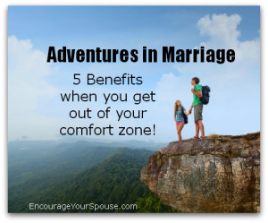 Adventures in Marriage 5 benefits