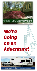 Going on an adventure widget 131x250