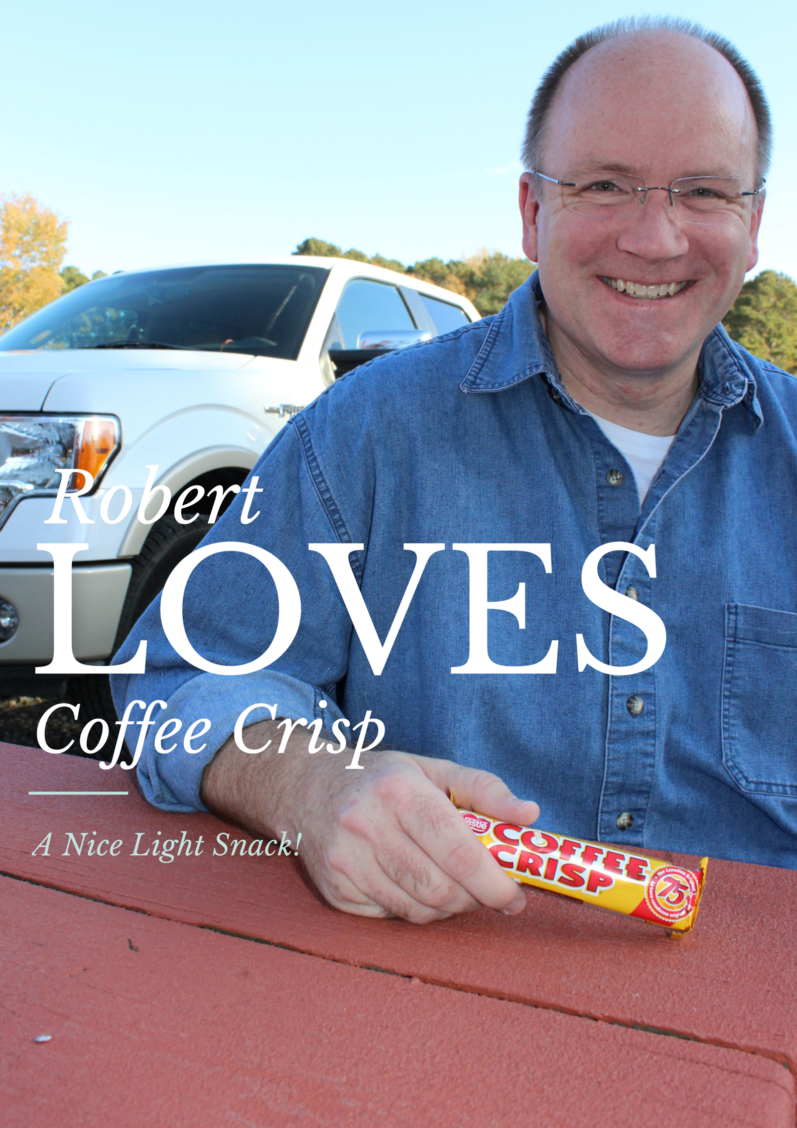 Rob Loves Coffee Crisp