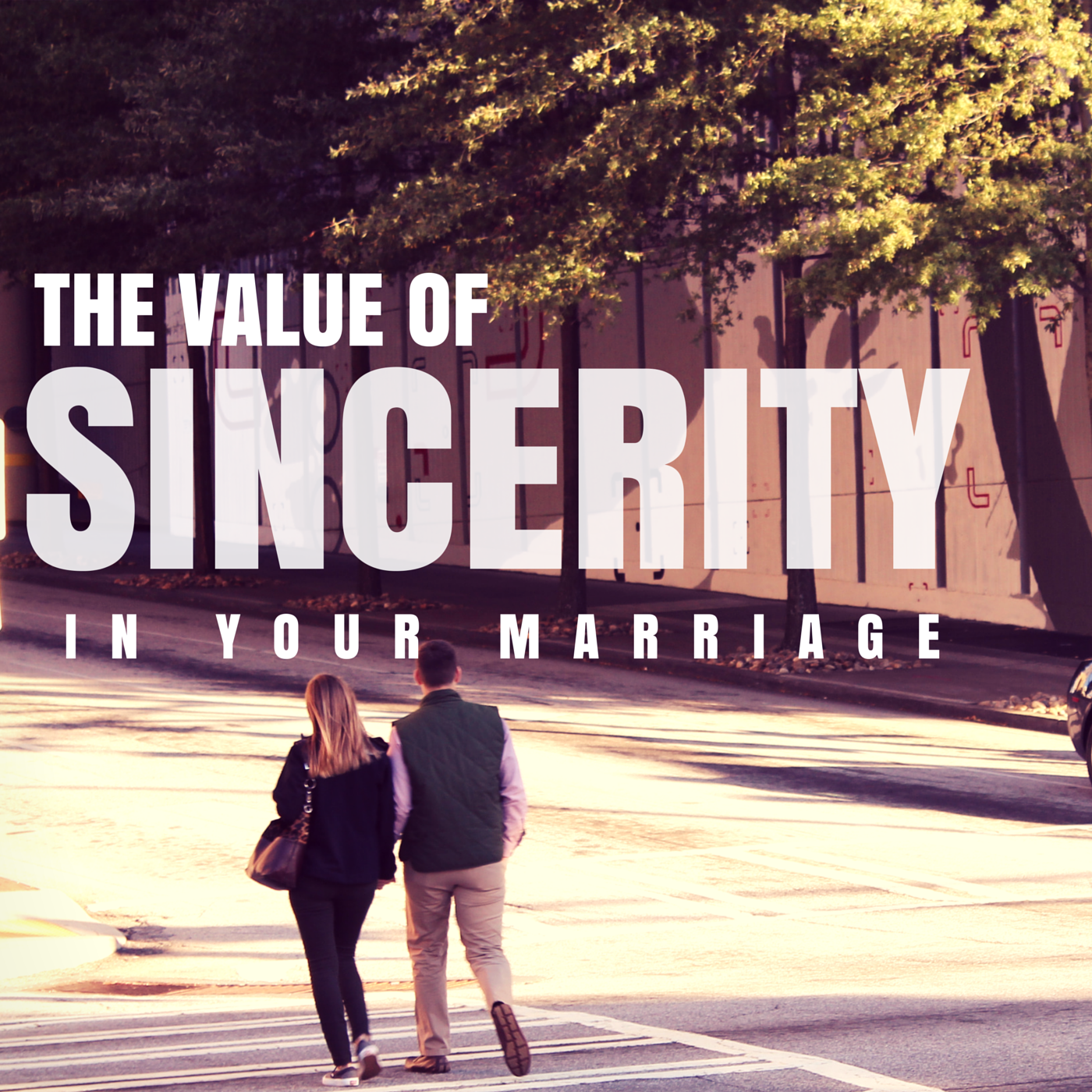 Being Sincere – It Starts With YOU