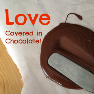 Love Languages Covered in Chocolate