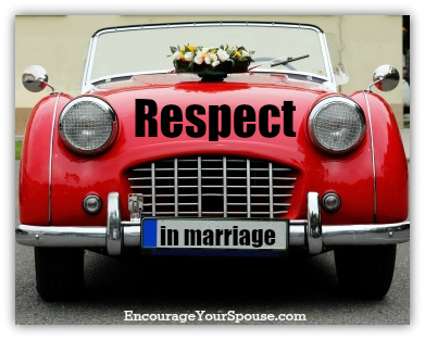 The Value of Respect in Marriage