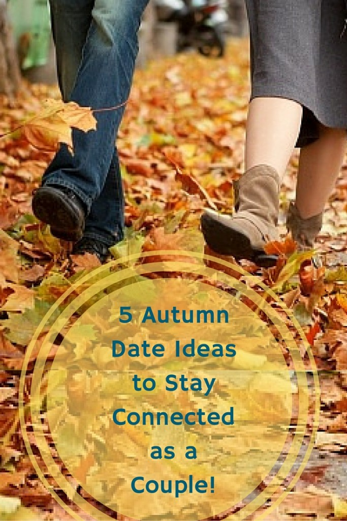 5 Autumn Date Ideas to Stay Connected - Sparklers after Dark - Planting Hope - Chocolate Oatmeal and more!