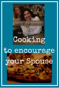 cooking to encourage your spouse