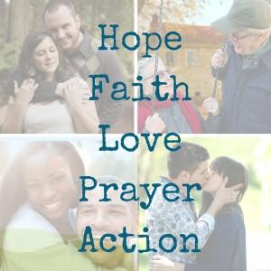 managing your spouse's mood hope faith love prayer action encouragement