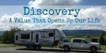 discovery a value that opens up our life