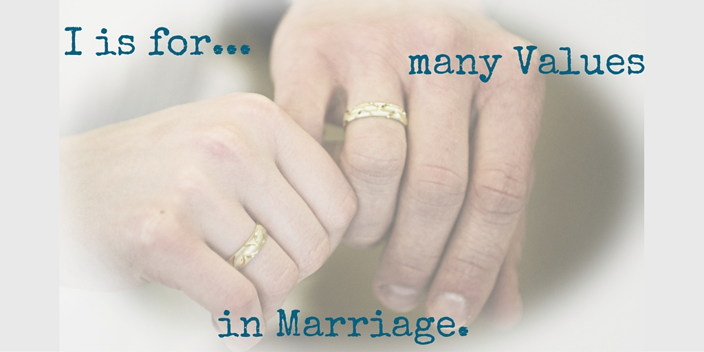 integrity inventiveness intimacy many values in marriage