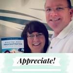the value of appreciation