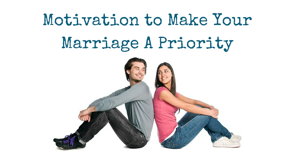 motivation to make your marriage