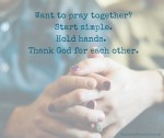 pray together