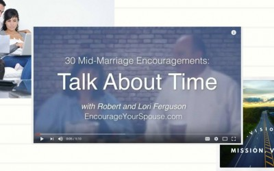 Talk about Time – What are your shared priorities?