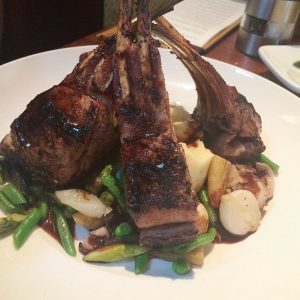 Lamb at Seasons52 Raleigh - Values Drive Experiences
