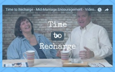 Recharge – Make time!