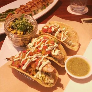 seasons52 raleigh mahi mahi Tacos - Values Drive Experiences