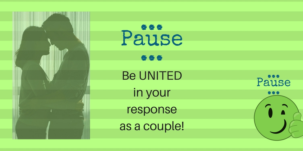 pause for a united response