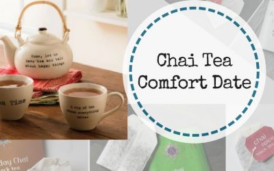 Chai Tea Comfort Date for you and your spouse.
